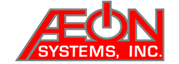 Aeon Systems Logo