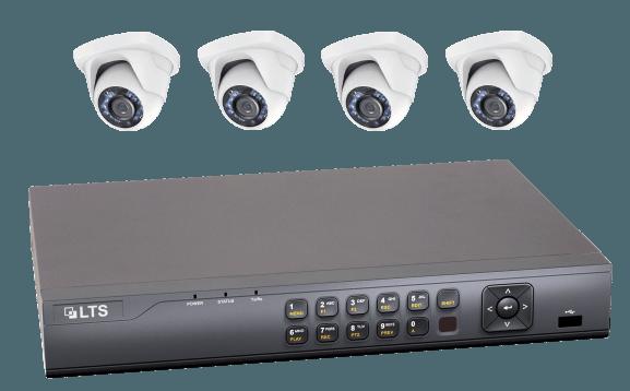 cctv camera package