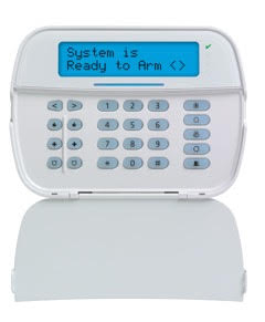 commercial alarm system