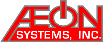 aeon systems, inc. logo