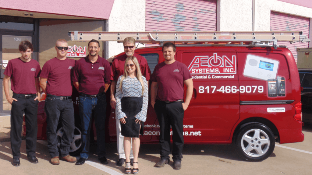 aeon systems security staff