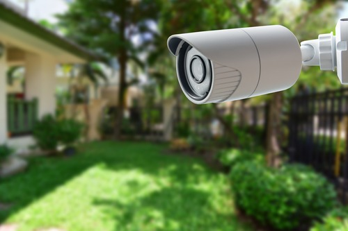 outdoor video surveillance security system