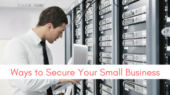 secure small business