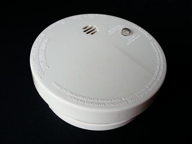 fire alarm smoke detector