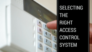 Selecting The Right Access Control System